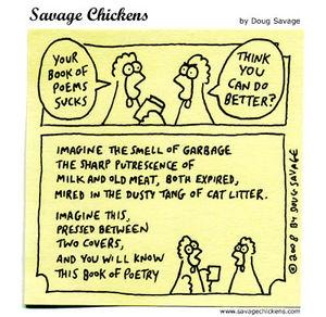 Chickenpoetcritic