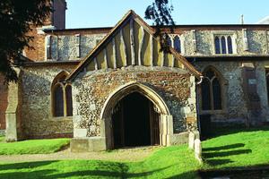 St mary m., offley