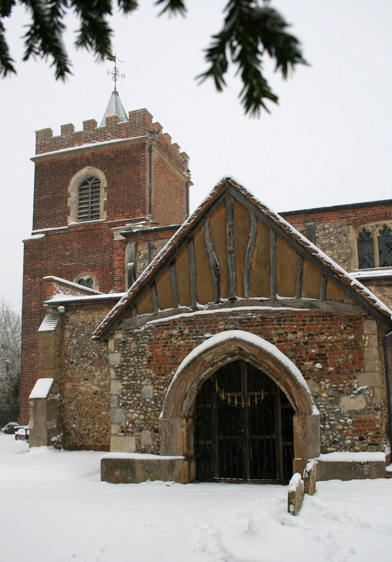 ST MARY'S CHURCH