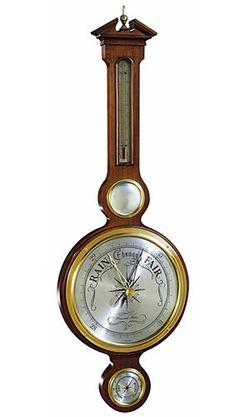 Howard Miller Clock Barometer