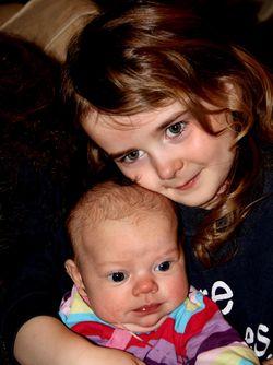 MAISIE AND KITTY