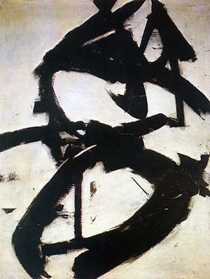 Kline,+franz,+figure+eight,+1952