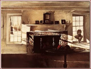 Wyeth,+andrew+big+room+1948