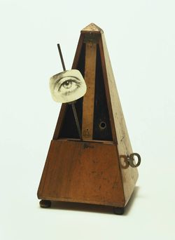 Ray, man, indestructible object or object to be destroyed, 1923-1
