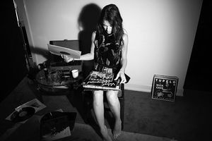 Charlotte Gainsbourg  AnOther