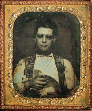 Tintype+1850s