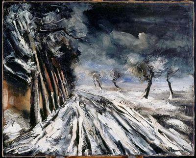 Snowstorm++Maurice+de+Vlaminck
