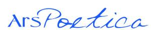Ars_poetica_logo